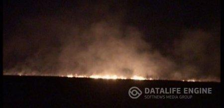 Ermənilər işğal altında olan ərazilərimizi yandırdı (FOTO)