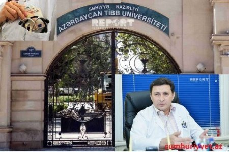 Tibb Universitetinin klinikasında korrupsiya: Rektora rəsmi ittiham